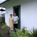 ハワイ(洪水被害にあった教会への寄付)