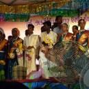 インド各地(貧しい男女のための結婚式)