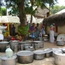 インド各地(炊き出し)