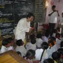 南インド(孤児院との交流)