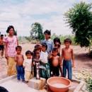 カンボジア自立村(井戸や橋の建設)